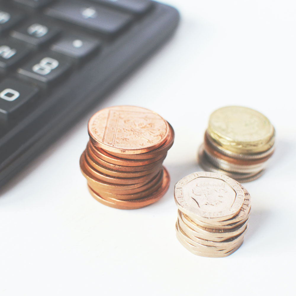 coins calculator
